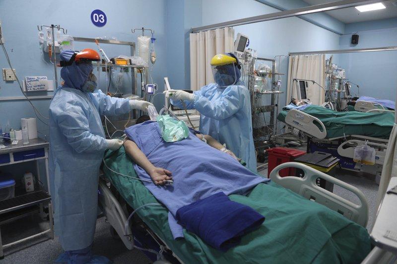 Covid-19 ha cobrado vida de 115 mil trabajadores de salud en el mundo Managua. Radio La Primerísima