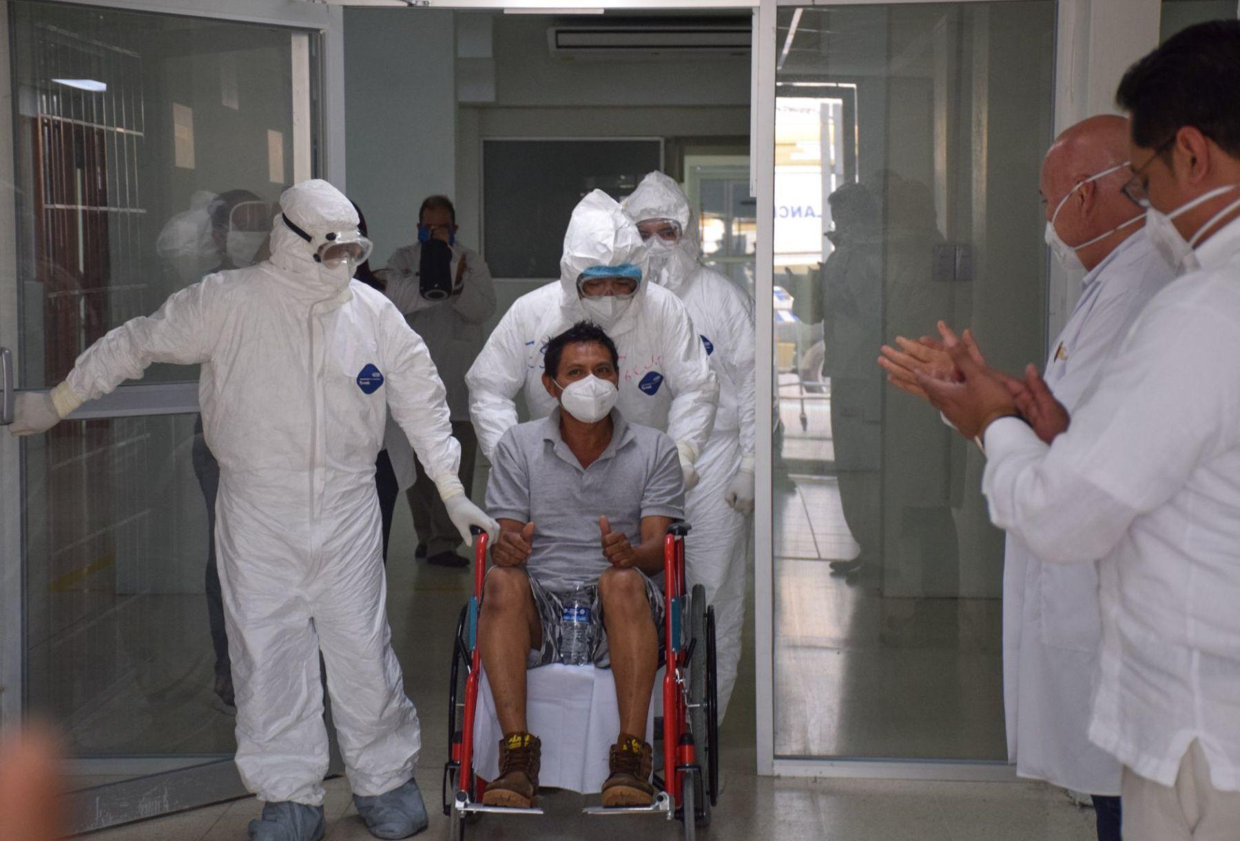 5,368 pacientes se han recuperado de Covid-19 Managua. Radio La Primerísima