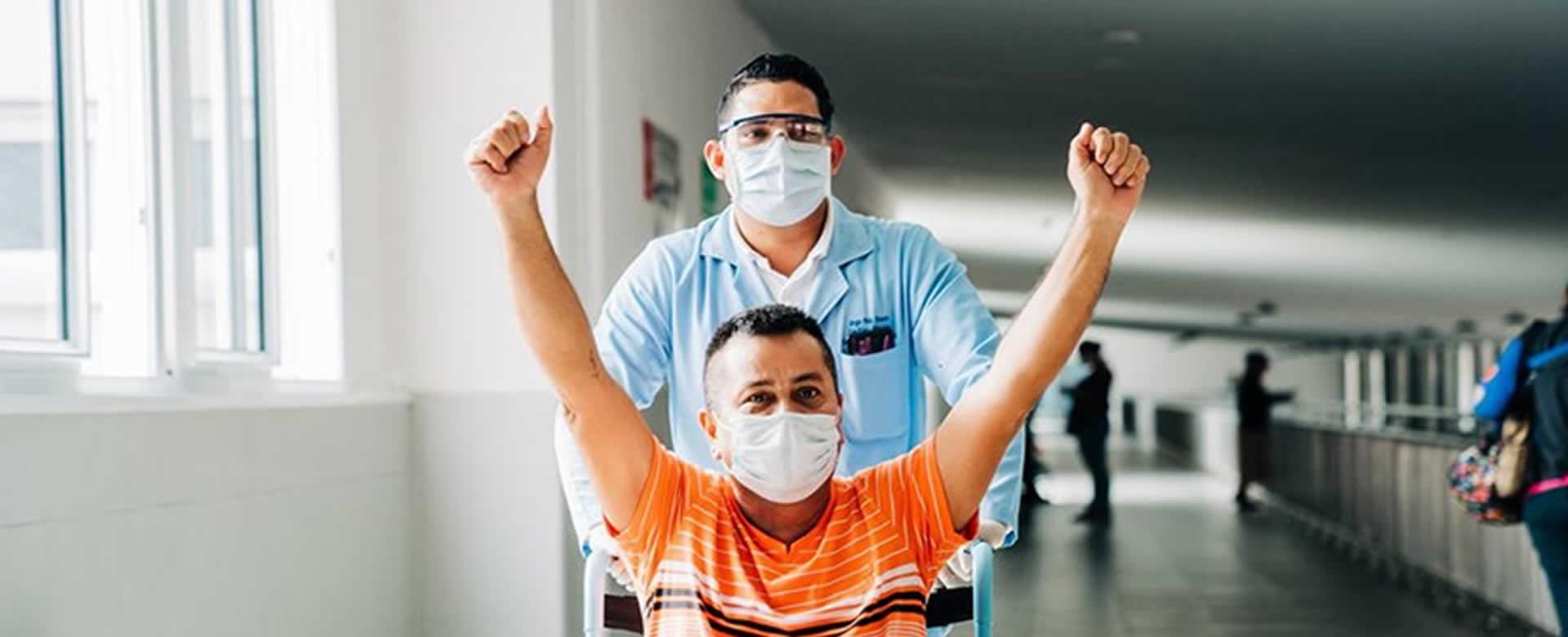 Más de 5 mil se han recuperado de Covid-19 Managua. Radio La Primerísima