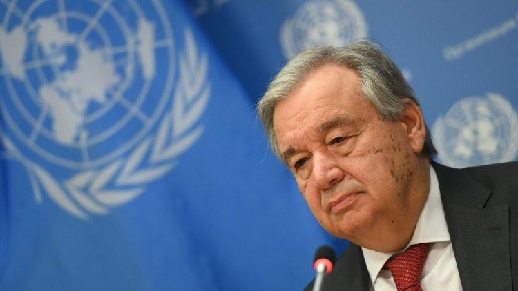 ONU insta a Israel y Palestina a poner alto al fuego Minenio.com