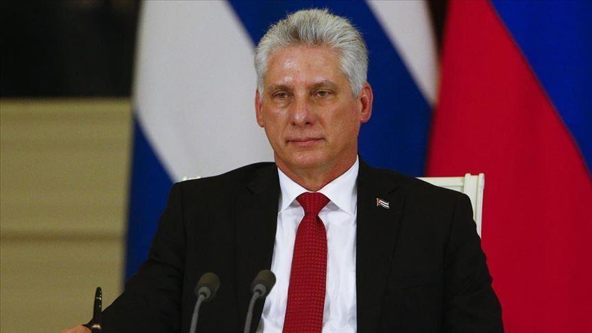 Presidente Díaz-Canel rechaza calumnias de EEUU