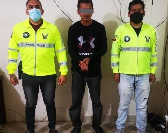 Capturan a femicida que mató a nica en Ecuador Managua. Por Jerson Dumas/Radio La Primerísima