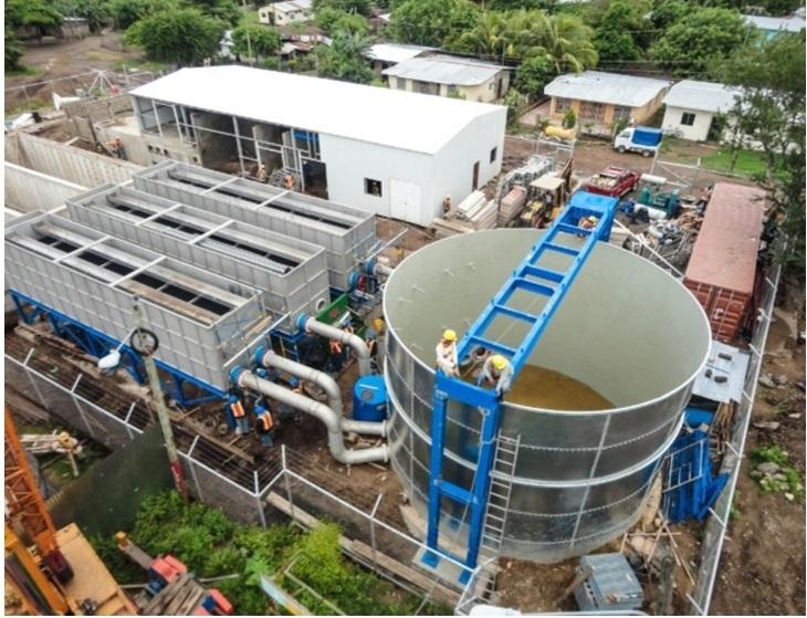 Casi 4 mil rivenses tendrán mejor servicio de agua potable Managua. Radio La Primerísima