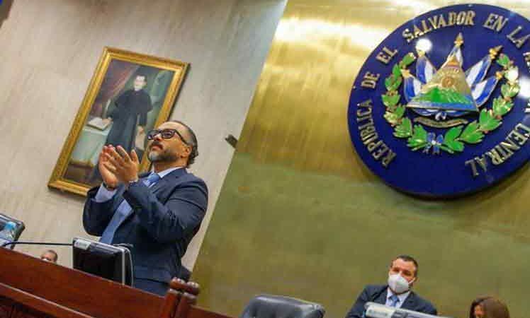Líder parlamentario niega golpe de Estado en El Salvador San Salvador. Prensa Latina
