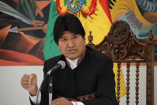 Evo Morales destaca patriotismo de Sandino