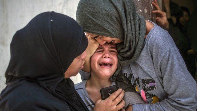 Ataques a Franja de Gaza dejan 139 muertos Tel Aviv. Agencias