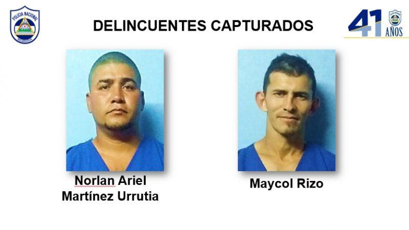Detienen a mulero con 1 kilo de cocaína en Granada Managua. Por Jerson Dumas/Radio La Primerísima