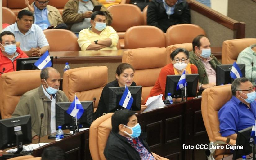 Lista nueva Ley Electoral Managua. Por Danielka Ruíz/Radio La Primerísima