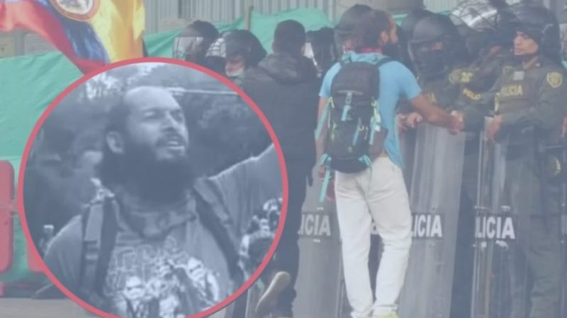 Matan a uno de los líderes de protestas en Colombia Bogotá. Agencias