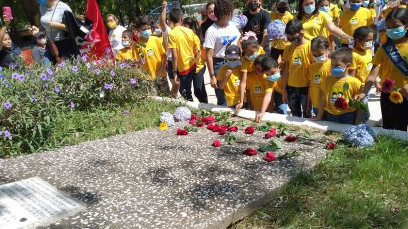 Rinden homenaje a Luis Alfonso Velásquez Flores Managua. Radio La Primerísima