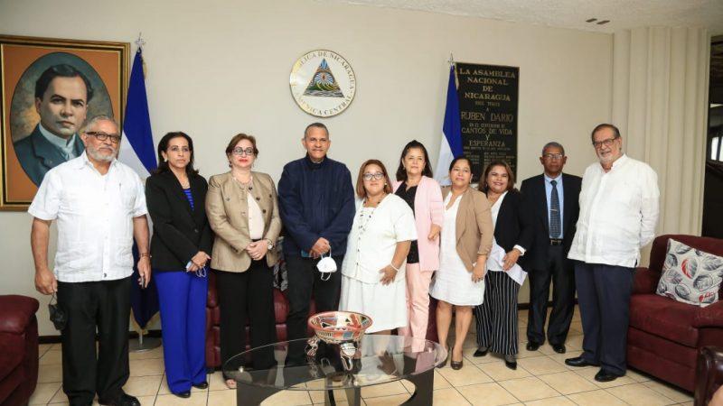 Juramentan a magistrados del Consejo Supremo Electoral Managua. Por Danielka Ruíz/Radio La Primerísima