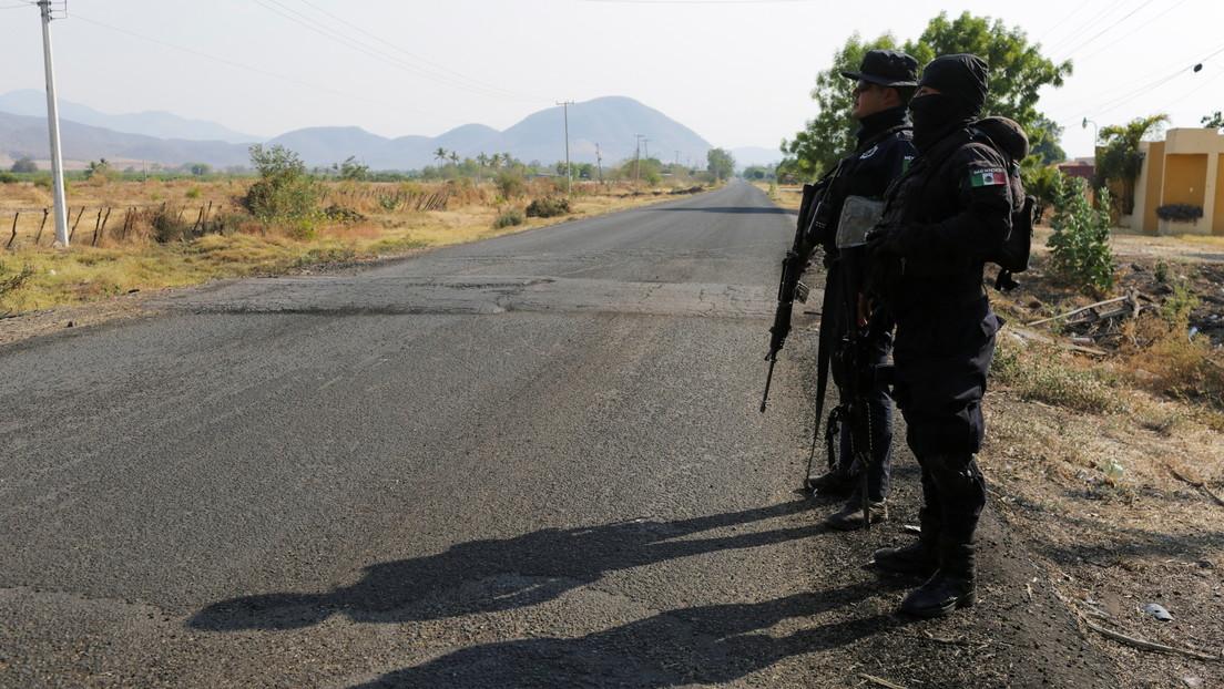 Encuentran a cinco personas descuartizadas en Michoacán teleSUR
