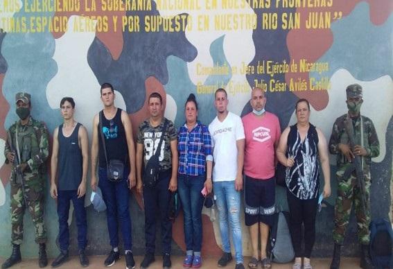 Casi mil migrantes retenidos en últimos dos meses Managua. Radio La Primerísima