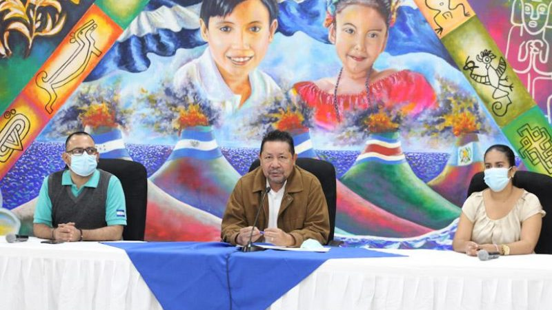Más inversión en escuelas públicas Managua. Radio La Primerísima