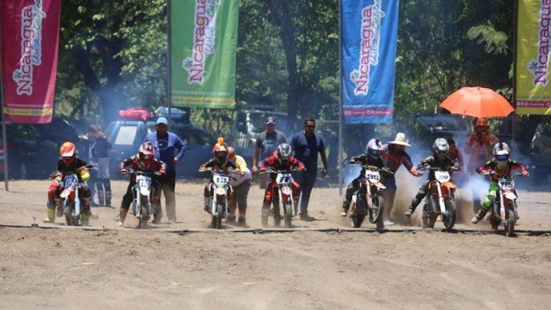 Granada sede del Campeonato Nacional de Motocross 2021 Managua. Radio La Primerísima