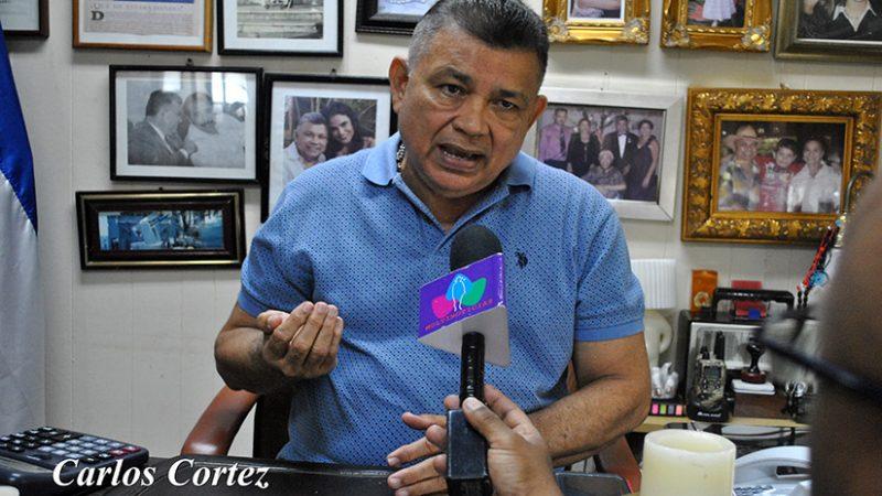 Aliado destaca fortaleza y organización del FSLN Managua. Radio La Primerísima