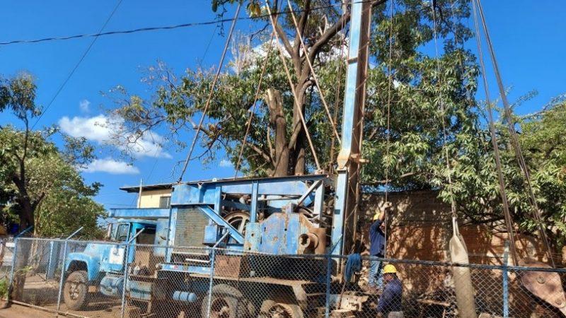 Siguen mejorando servicio de agua a familias capitalinas Managua. Radio La Primerísima