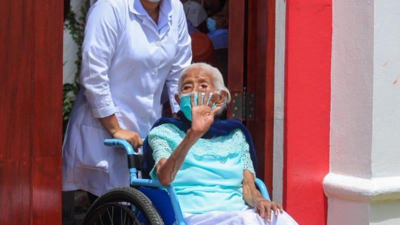 MINSA envía brigadas para vacunación en Nueva Segovia Managua. Por Libeth González/Radio La Primerísima