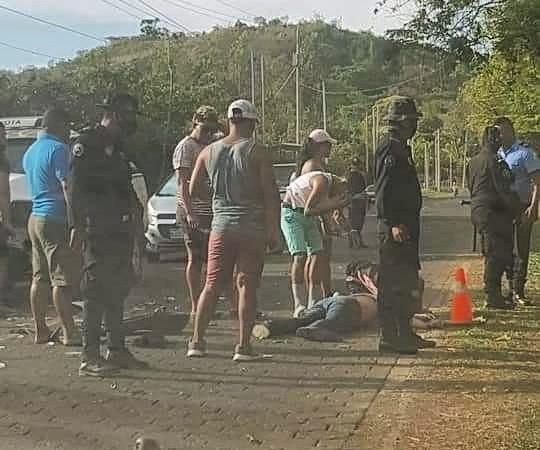 Peatón muere tras ser atropellado en Matagalpa Managua. Radio La Primerísima