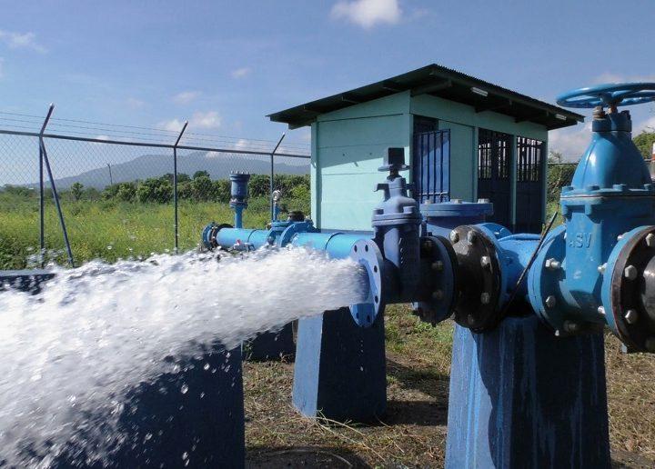 Inauguran pozo de agua en Malpaisillo