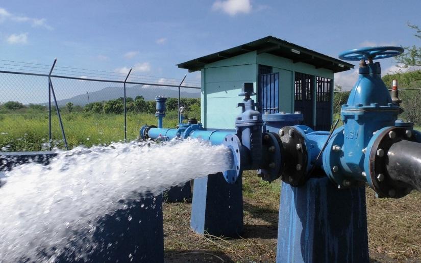 Inauguran pozo de agua en Malpaisillo Managua. Radio La Primerísima