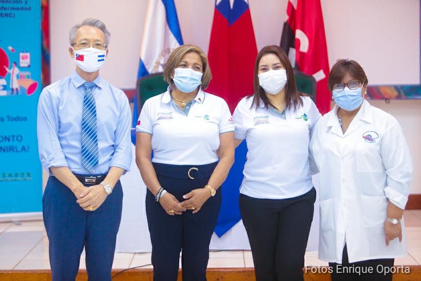 Listo personal de salud que será capacitado en Taiwán Managua. Radio La Primerísima