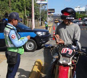 Reporta cuatro muertos en accidentes de tránsito Managua. Radio La Primerísima