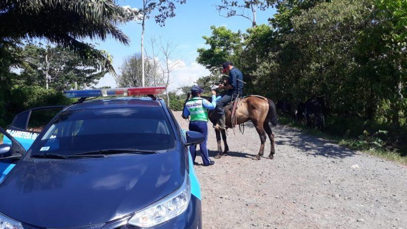Realizan campaña para prevenir accidentes en Bluefields Managua. Radio La Primerísima