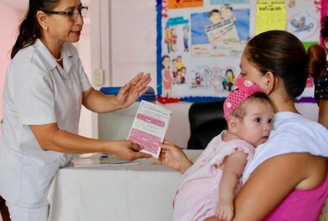 Nicaragua entre naciones con mejor evaluación en inmunizaciones Managua. Radio La Primerísima