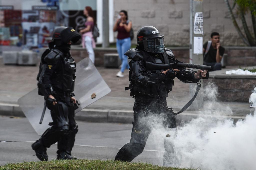 Protestas en Colombia dejan 31 muertos Bogotá. Agencias