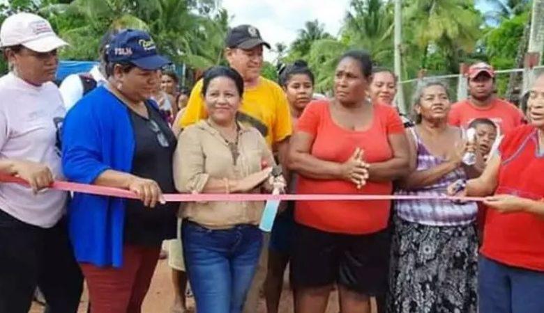Inauguran camino productivo en comunidades de Waspam Managua. Radio La Primerísima