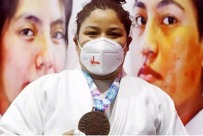 Nica gana bronce en panamericano de yudo