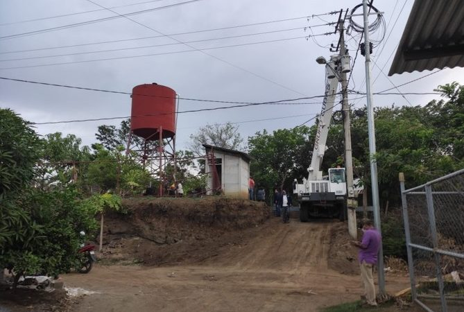 Enacal rehabilita pozo de agua potable en Masaya Managua. Radio La Primerísima