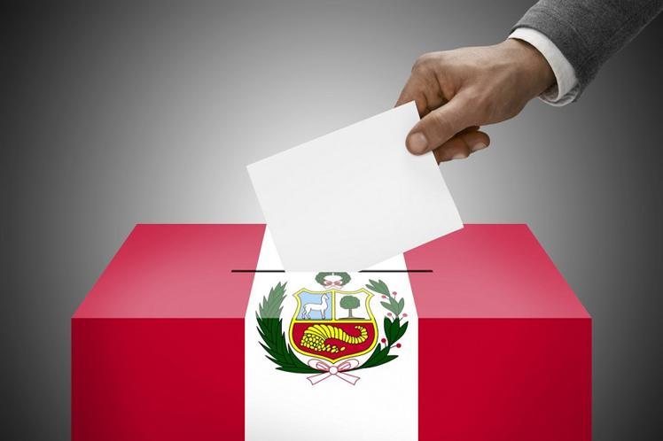 Desacreditan petición de anulación de votos en Perú Lima. Prensa Latina