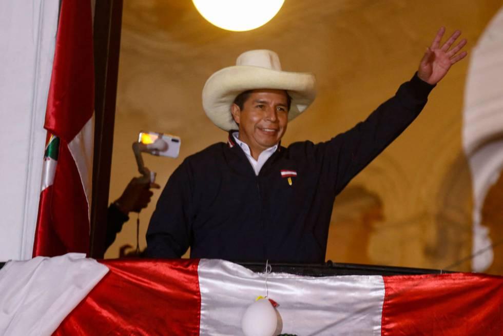 Triunfo de Pedro Castillo en Perú es inminente Agencias