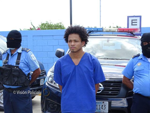 Presentan a sujeto que mató de una cuchillada a hombre en Managua Jerson Dumas/ Radio La Primerísima