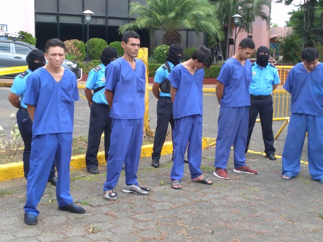 Más de 70 delincuentes capturados en todo el país Jerson Dumas/ Radio La Primerísima