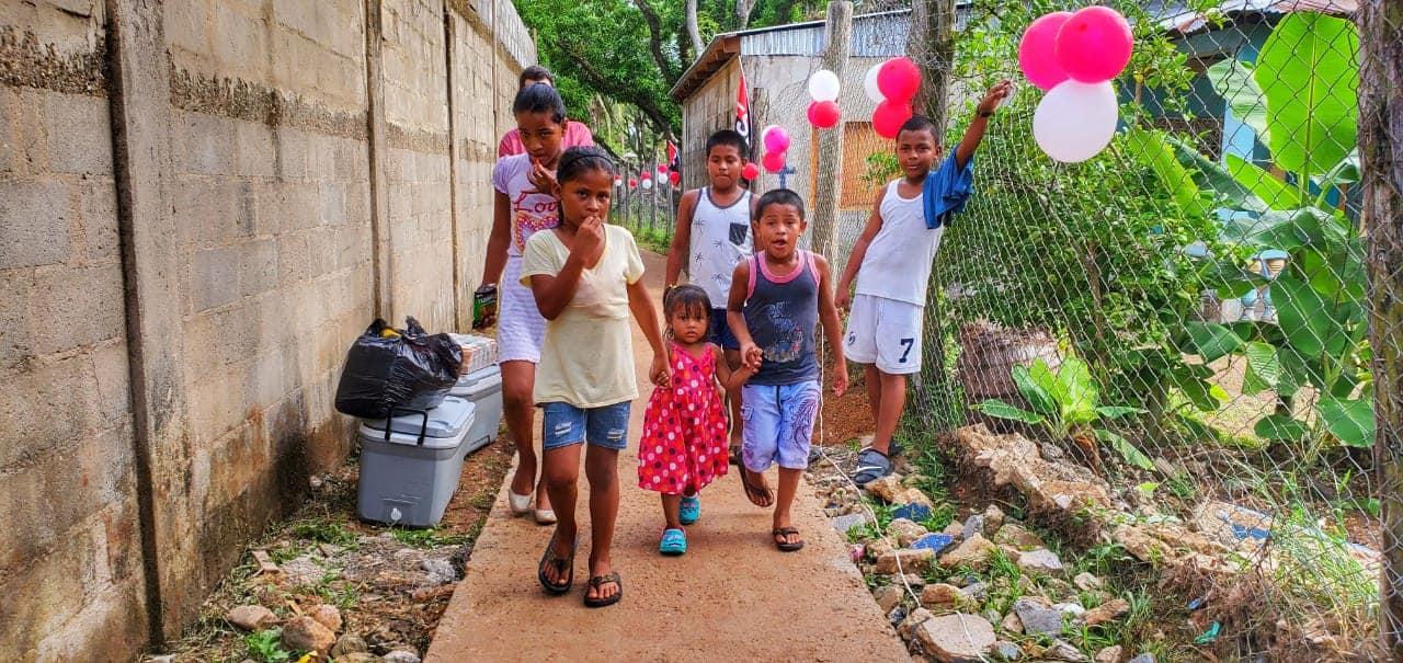 Mejoran acceso a familias de Bilwi Managua. Radio La Primerísima
