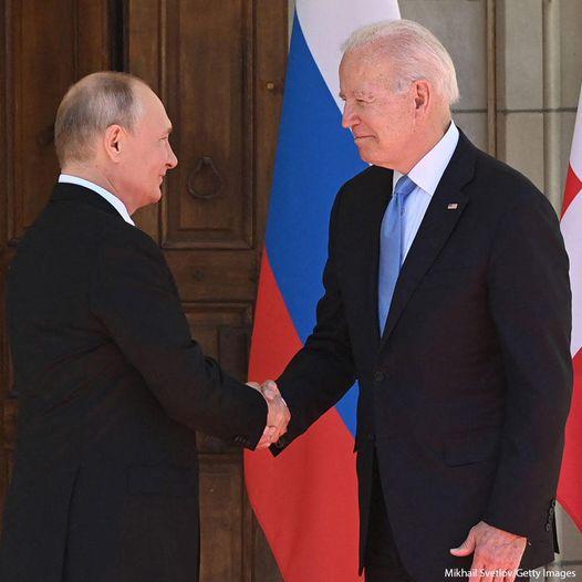 """""""La conversación fue muy constructiva"""", afirma Putin tras reunirse con Biden RT"""