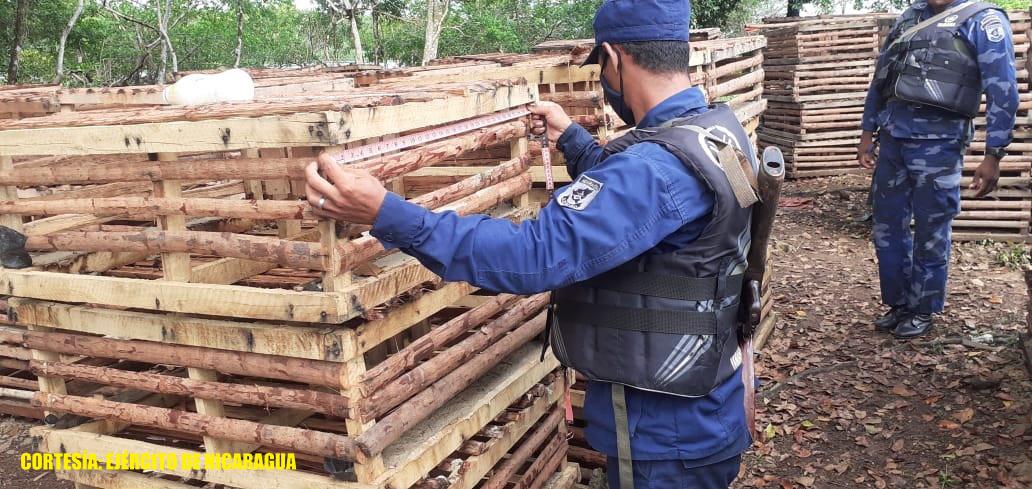 Naval brinda acompañamiento a INPESCA y MARENA Managua. Radio La Primerisima