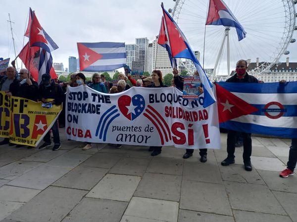 Activistas del mundo reclaman fin del bloqueo contra Cuba La Habana. Telesur