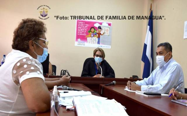 Inmadurez de pareja pasa factura a su hija Managua. Radio La Primerísima