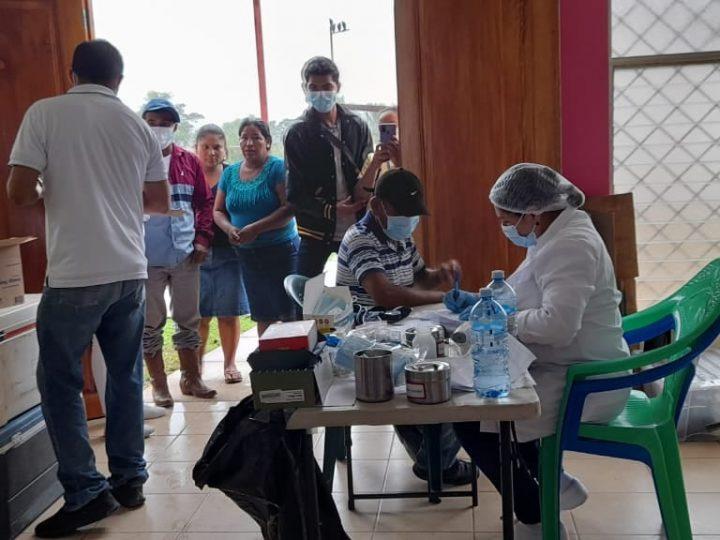 Realizan jornada de donación de sangre en Puerto Cabezas