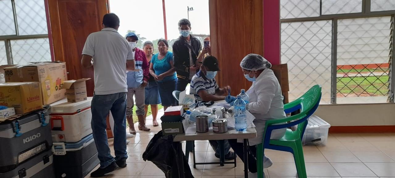 Realizan jornada de donación de sangre en Puerto Cabezas Managua. Radio La Primerísima