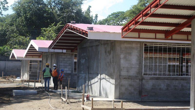 Invierten casi 45 millones de córdobas en infraestructura escolar Managua. Radio La Primerísima