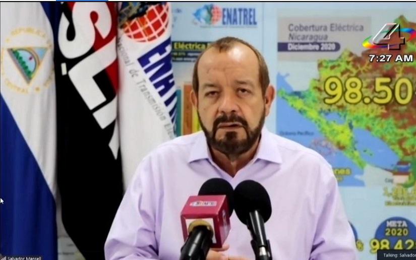 Reestablecen energía en el país Managua. Radio La Primerisima