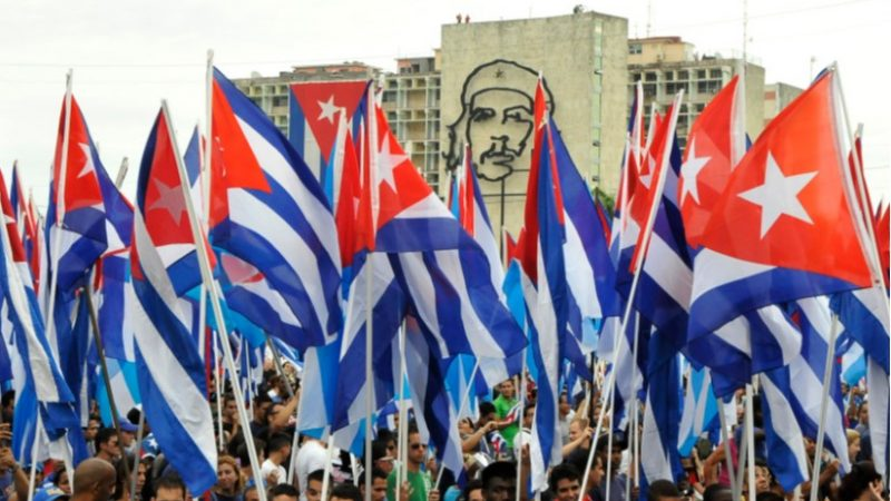 Nicaragua saluda a Cuba por denunciar 63 años del bloqueo criminal Managua. Radio La Primerísima
