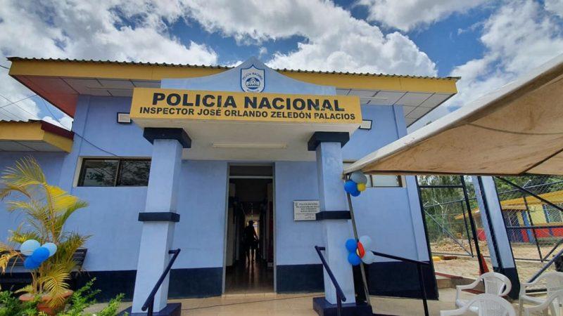 Mujeres de San Fernando con nueva comisaría de la mujer Managua. Jerson Dumas/ La Primerísima