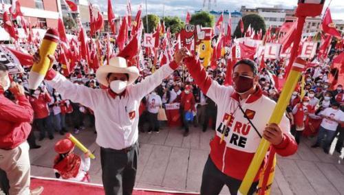 Perú al ballotage Lima. Por Sergio Ferrari, Radio La Primerísima