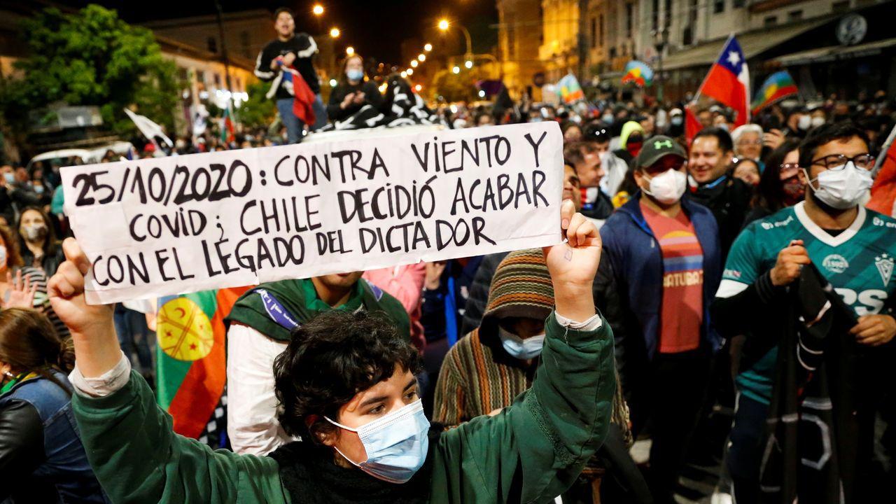 Chile: balance de las elecciones para la Constituyente Por Sebastián Rivera Mir | Revista Común, México
